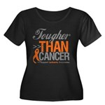 Tougher Than Cancer Women's Plus Size Scoop Neck D