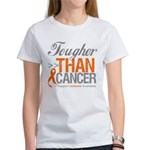 Tougher Than Cancer Women's T-Shirt
