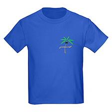 No Buff Too Tuff Kid's T-Shirt (Dark)