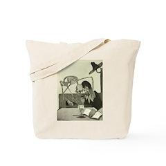 L'Absinthe Tote Bag