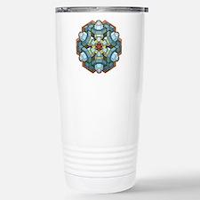 Sparkplug Mandala Travel Mug