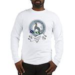 Hunter Clan Badge Long Sleeve T-Shirt