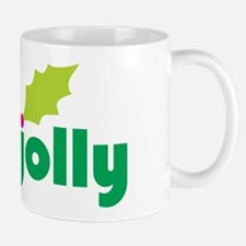 Holly Jolly Small Small Mug