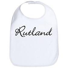 Rutland, Vermont Bib