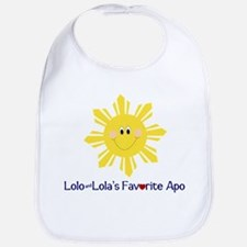 Favorite Apo_Lolo and Lola Bib