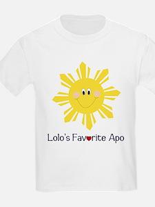 Philippine Sun T-Shirt