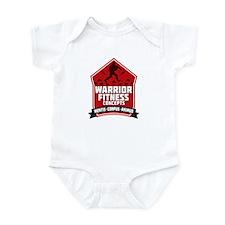Warrior Fitness Concepts Infant Bodysuit