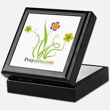 Flowers: Keepsake Box
