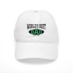 World's Best Dad Baseball Cap