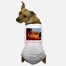 GOLDEN RETRIEVER PICKUP Dog T-Shirt