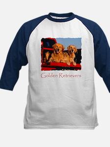 GOLDEN RETRIEVER PICKUP Tee