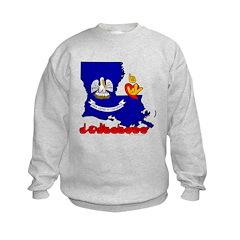 ILY Louisiana Sweatshirt