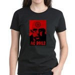 Aleister Crowley 2012 Women's Dark T-Shirt