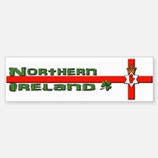 Northern Ireland Bumper Bumper Sticker