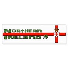 Northern Ireland Car Sticker