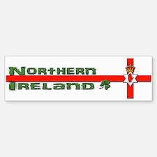 Northern Ireland Sticker (Bumper)