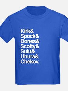 Star Trek Crew T