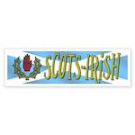 Scots-Irish Sticker (Bumper 10 pk)