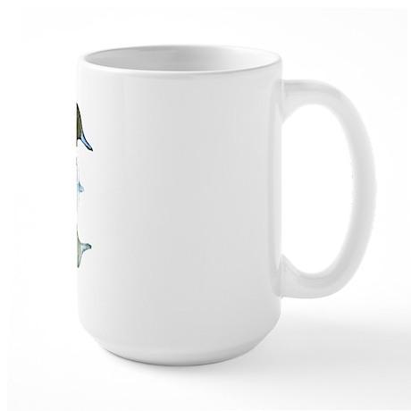 Pintail Drake Large Mug