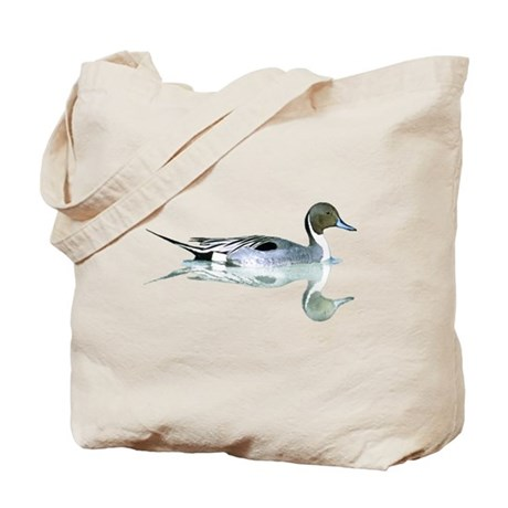 Pintail Drake Tote Bag