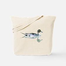Pintail Drake Tote Bag
