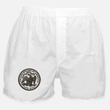 Seated Liberty Reverse Boxer Shorts