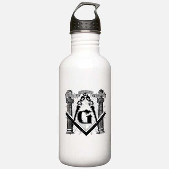 Cute Scottish rite Water Bottle