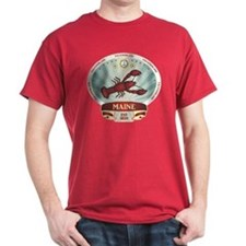 Maine Lobster Crest T-Shirt
