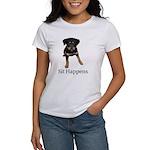 Sit Happens Women's T-Shirt