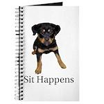 Sit Happens Journal