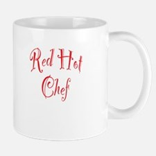 Red Hot Chef Mug