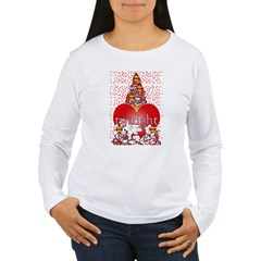 Twilight Christmas Tree T-Shirt