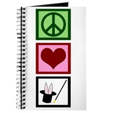 Peace Love Magic Journal