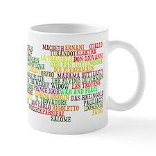 Operas Mug