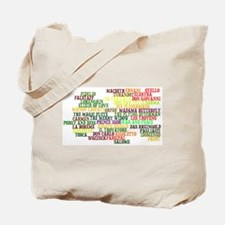 Operas Tote Bag