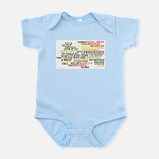 Operas Infant Bodysuit