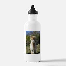 Ain't She Cute! Water Bottle