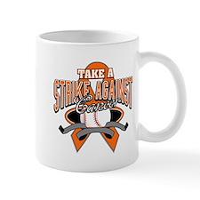 Take a Strike Leukemia Mug