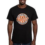 Leukemia Cancer Survivor Men's Fitted T-Shirt (dar