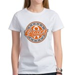 Leukemia Cancer Survivor Women's T-Shirt