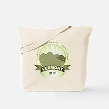 Green Mountain Memories Tote Bag
