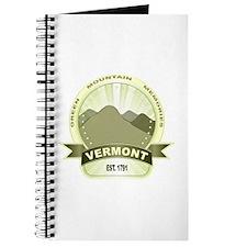 Green Mountain Memories Journal