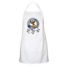 Hay Clan Badge BBQ Apron
