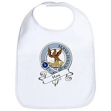 Hay Clan Badge Bib