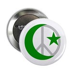 Muslims for Peace button