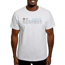 Mandolin Major Chords T-Shirt