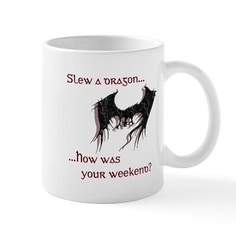 Slew a Dragon Mug