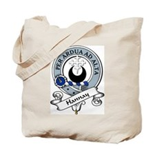 Hannay Clan Badge Tote Bag