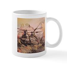CH-47 Chinook Painting Mug