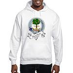 Hamilton Clan Badge Hooded Sweatshirt
